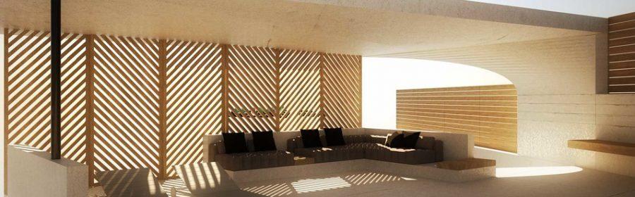 Architecture et design au service d un chaleureux for Architecture et design d interieur