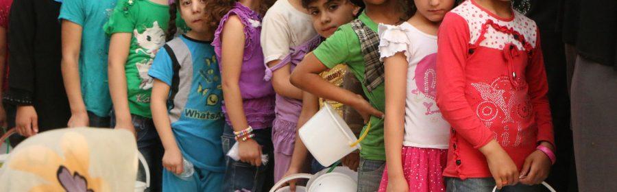 un don pour soutenir les actions de développement en faveur des enfants les plus démunis