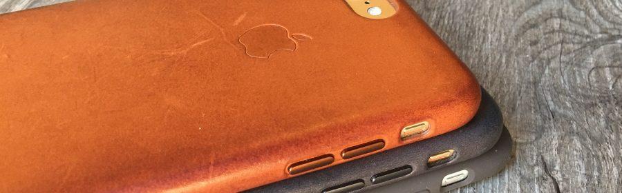 Une coque adaptée à un iphone 7