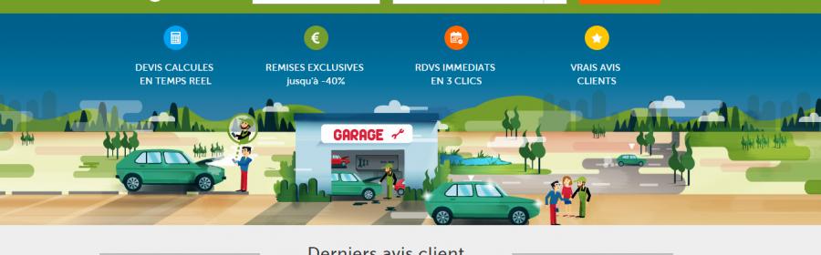 trouver le meilleur garage