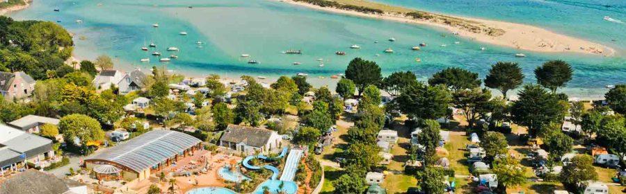 Un camping avec parc aquatique pour cet été