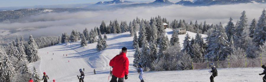 Faire du ski en Auvergne où réserver votre matériel de sport