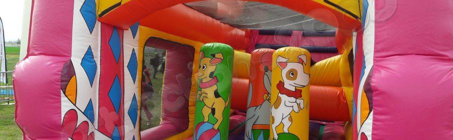 La location d'arches gonflables pour enfants