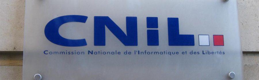 La règlementation de la CNIL concernant la base de données